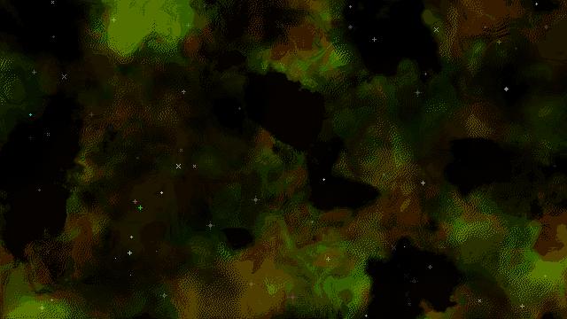 Создание пиксельной туманности при помощи шума и Median Cut - 6