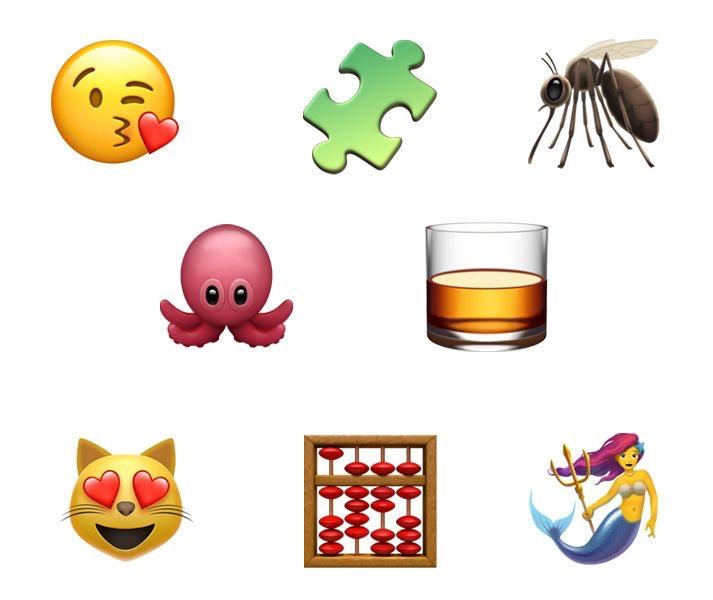 Стакан с виски и правильные кальмары. Вышла iOS 13.1