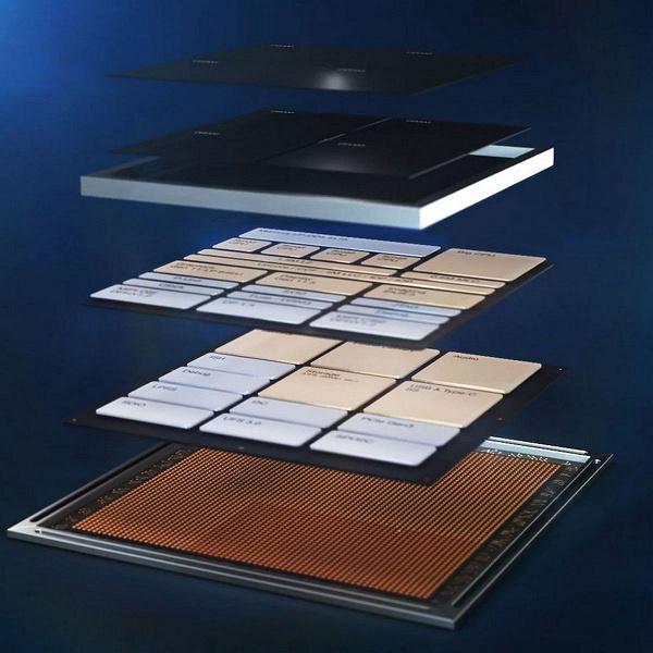 Уникальный пятиядерный процессор Intel Lakefield засветился в тесте