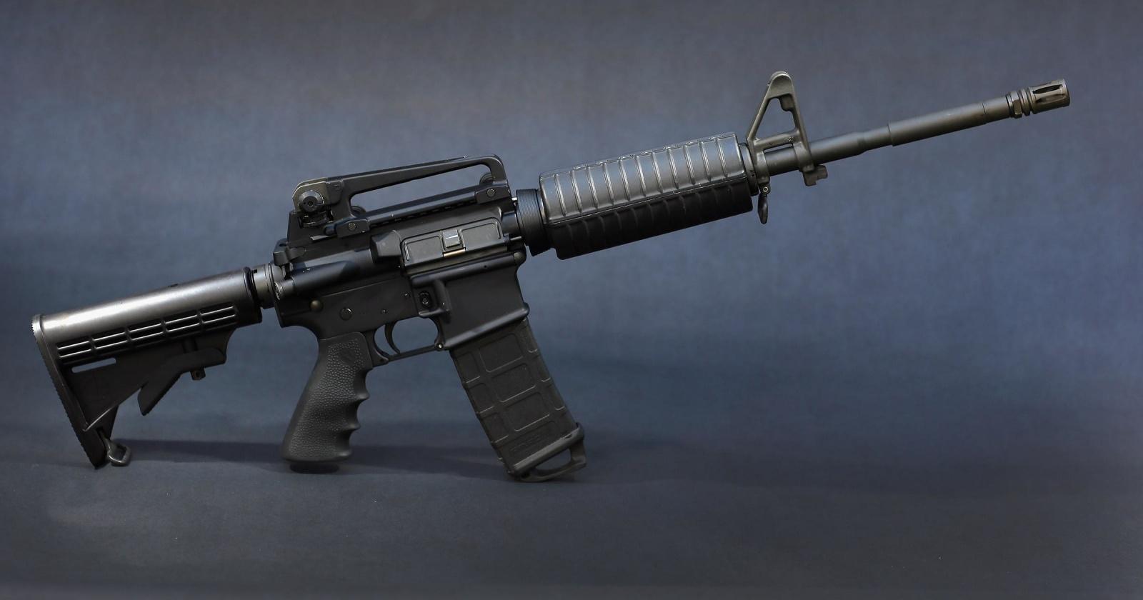 В РФ начали производство аналога винтовки AR-15