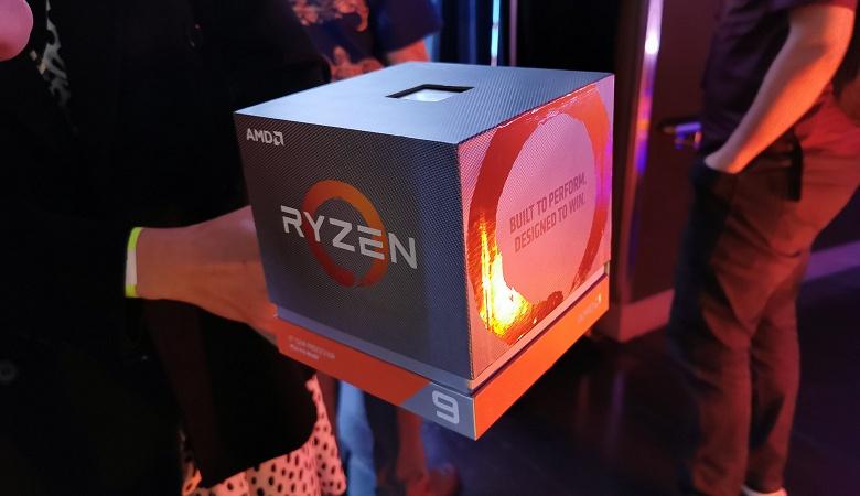 В задержке выхода процессора Ryzen 9 3950X виноваты слишком высокие частоты