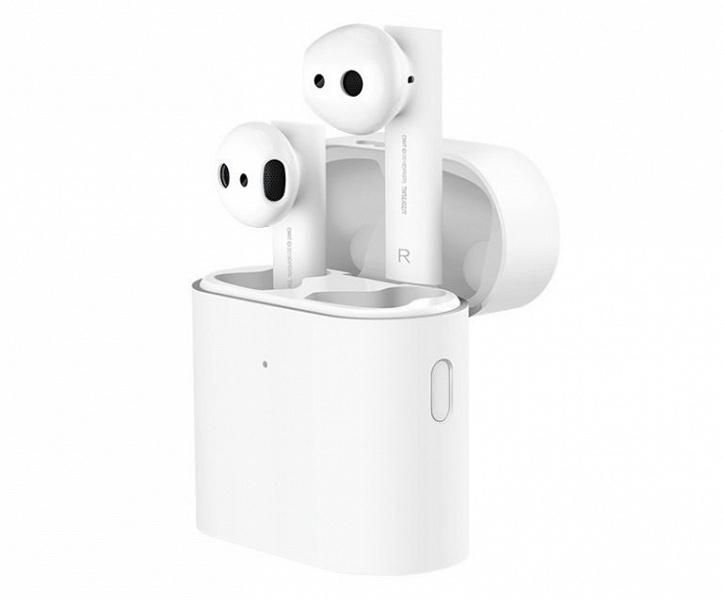 Втрое дешевле AirPods 2. Наушники Xiaomi Mi AirDots Pro 2 получили систему шумоподавления, Bluetooth 5.0 и 14 часов автономной работы