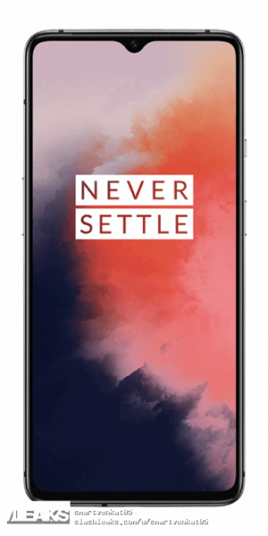 OnePlus 7T и OnePlus 7T Pro показали за несколько часов до анонса