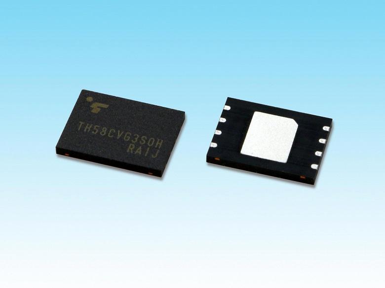 TMC начинает поставки флеш-памяти Serial Interface NAND второго поколения
