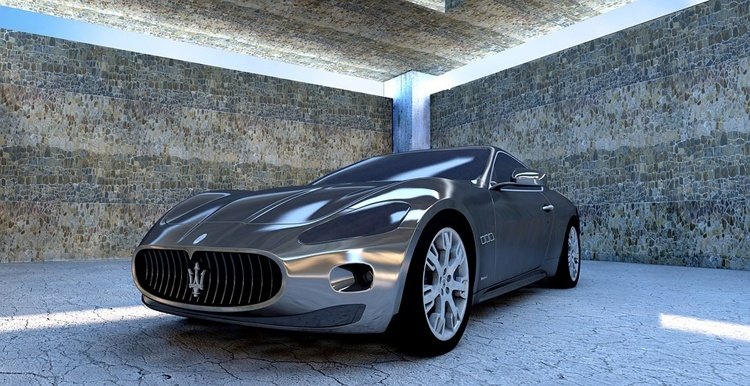 Maserati выпустит электрический спорткар