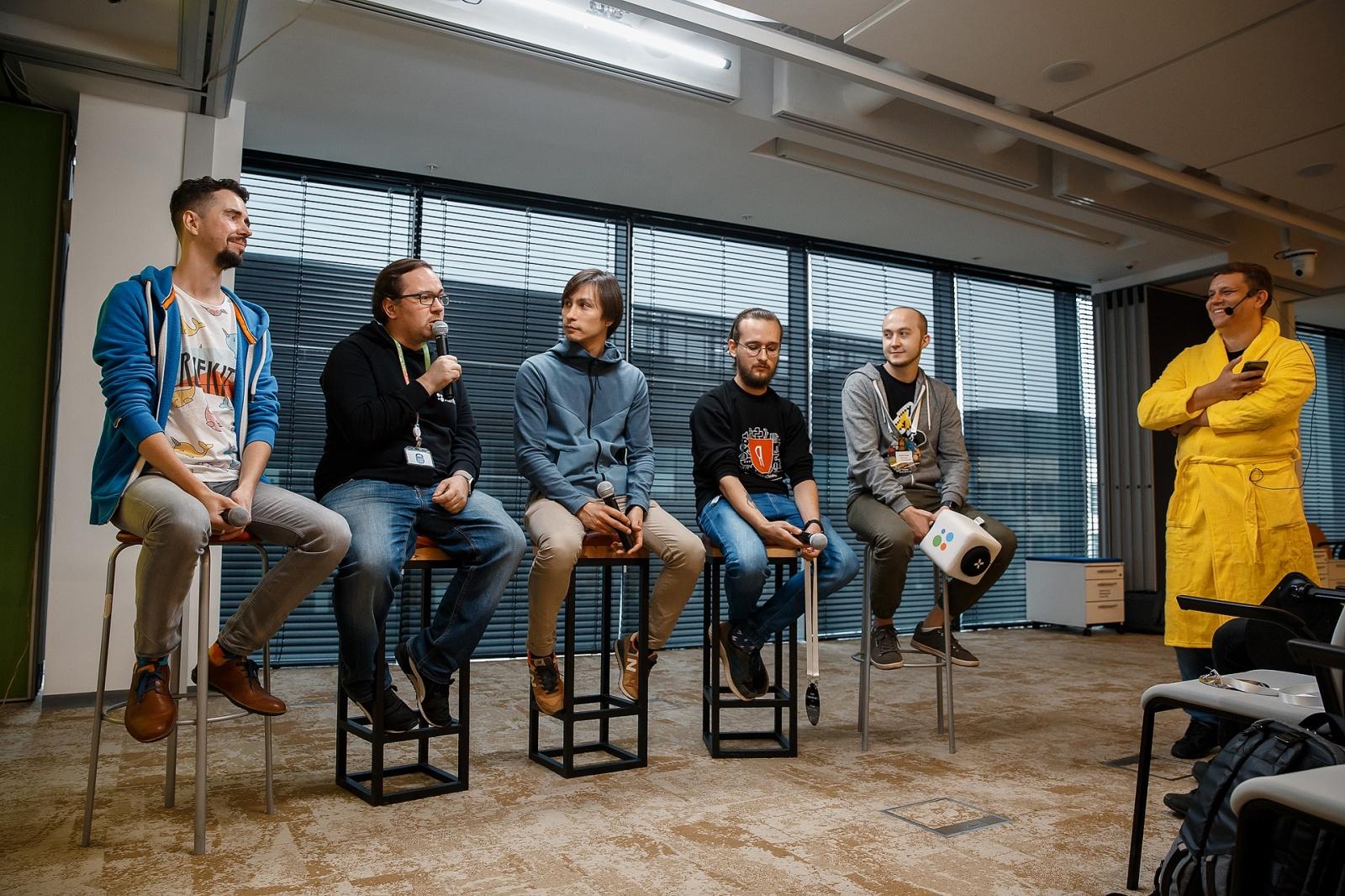 SPA Meetup 5: интеграция Jest с QA, мощный UIKit, библиотеки компонентов, DI для масштабирования, платформенные команды - 5