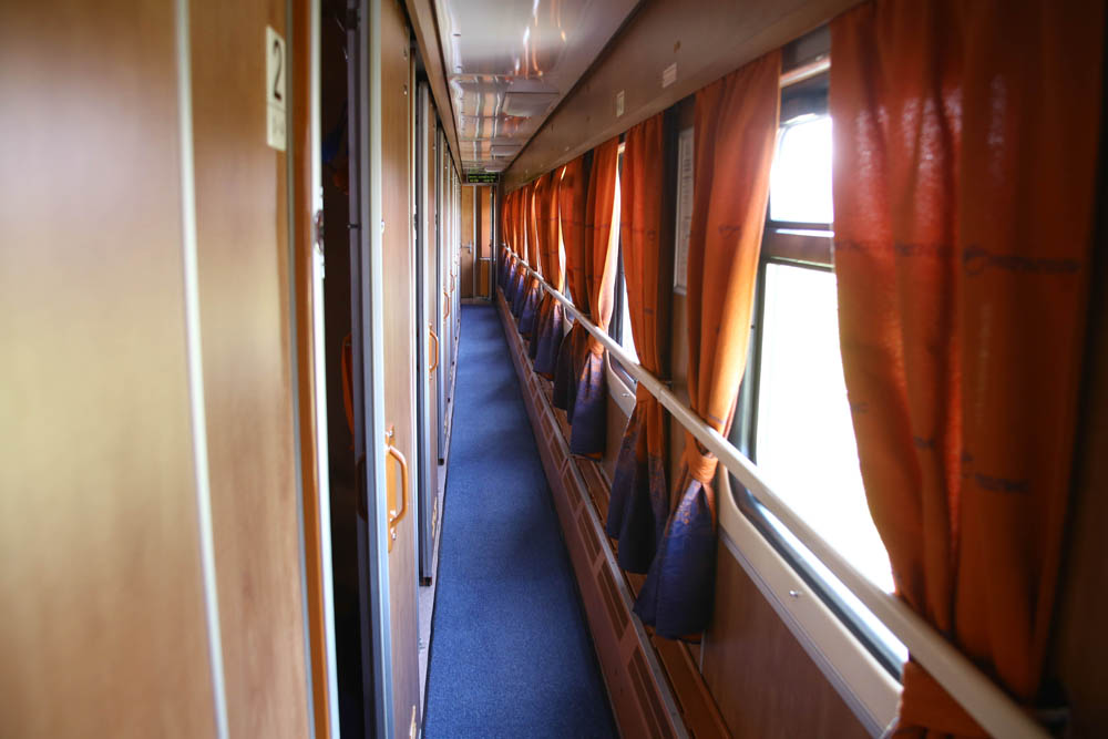 Частный поезд, который когда-то поломал представления об удобстве - 14