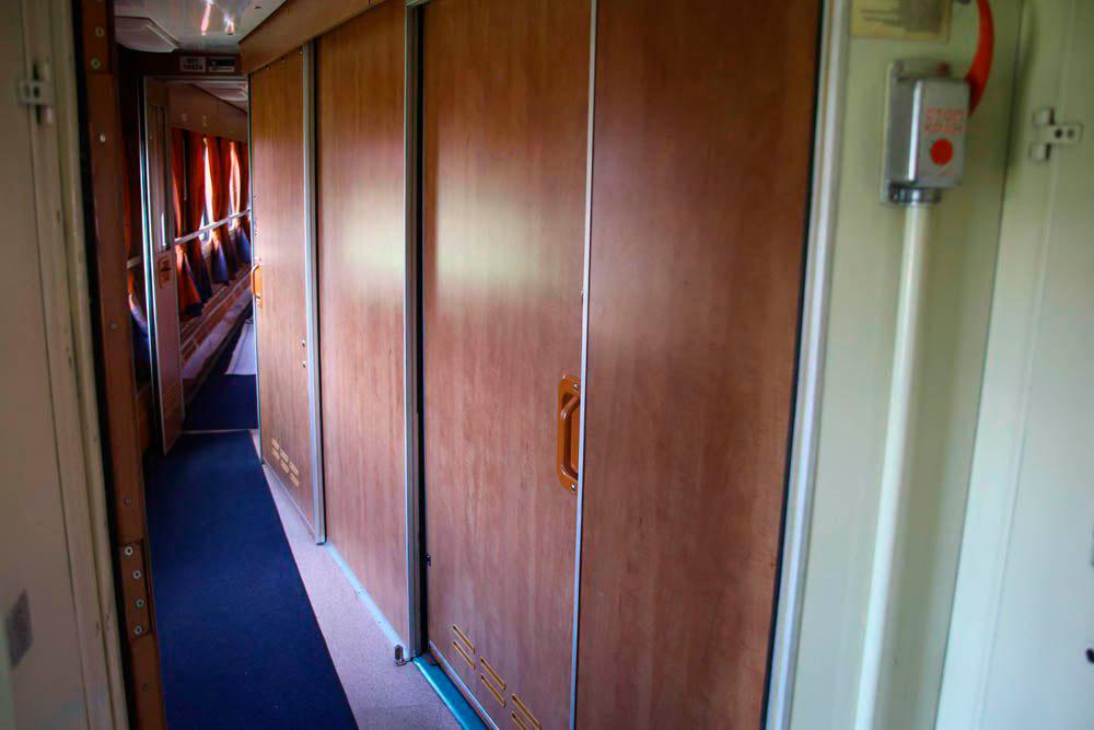 Частный поезд, который когда-то поломал представления об удобстве - 28