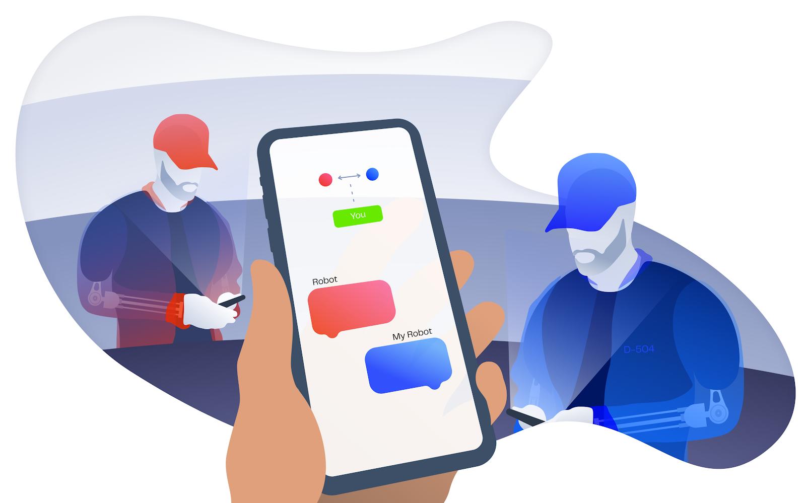 Делаем свой Google Call Screening на основе Voximplant и Dialogflow - 1