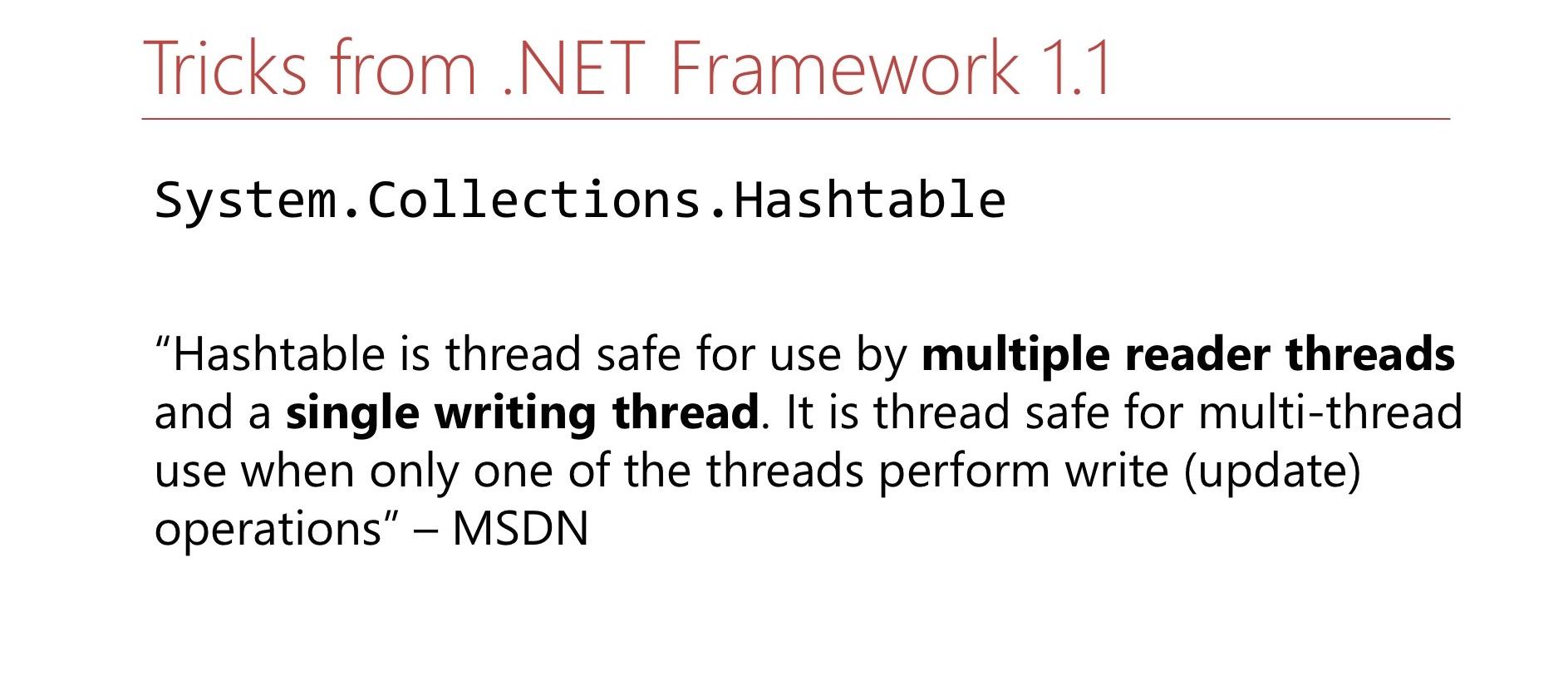 Многопоточность в .NET: когда не хватает производительности - 20