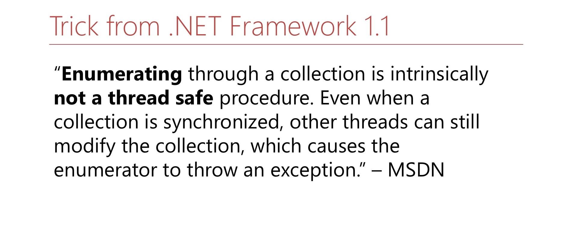 Многопоточность в .NET: когда не хватает производительности - 24