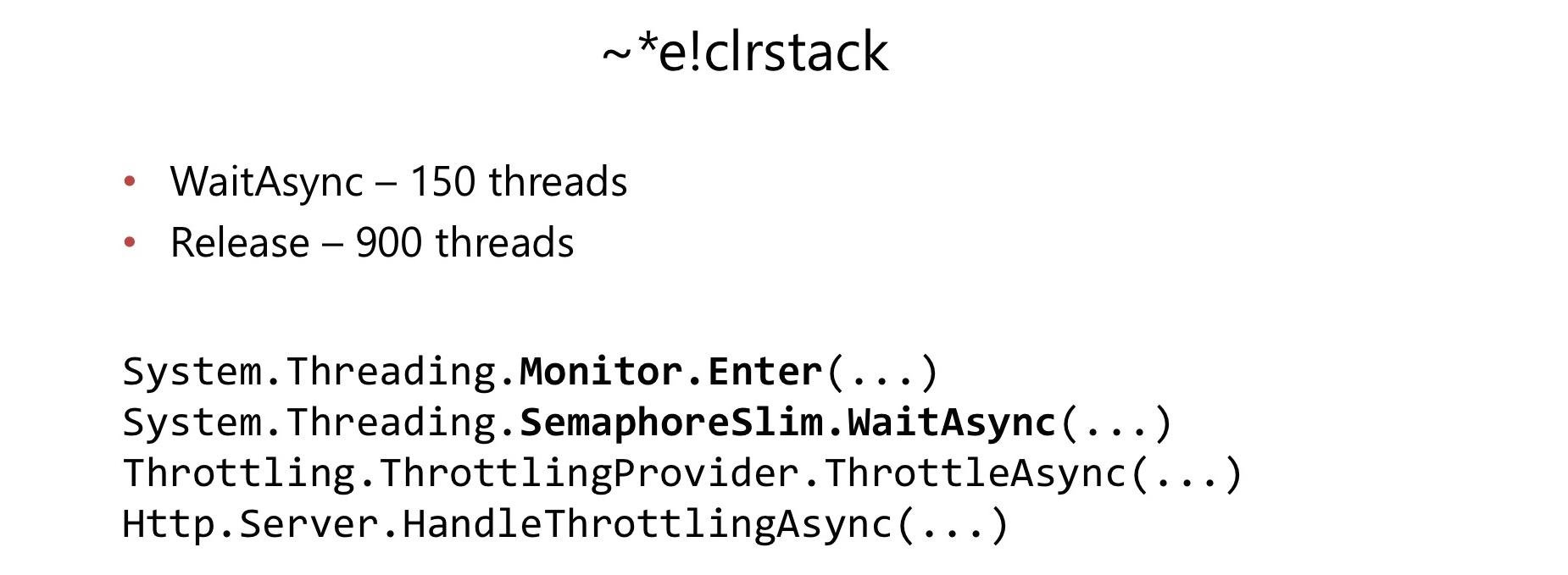 Многопоточность в .NET: когда не хватает производительности - 4