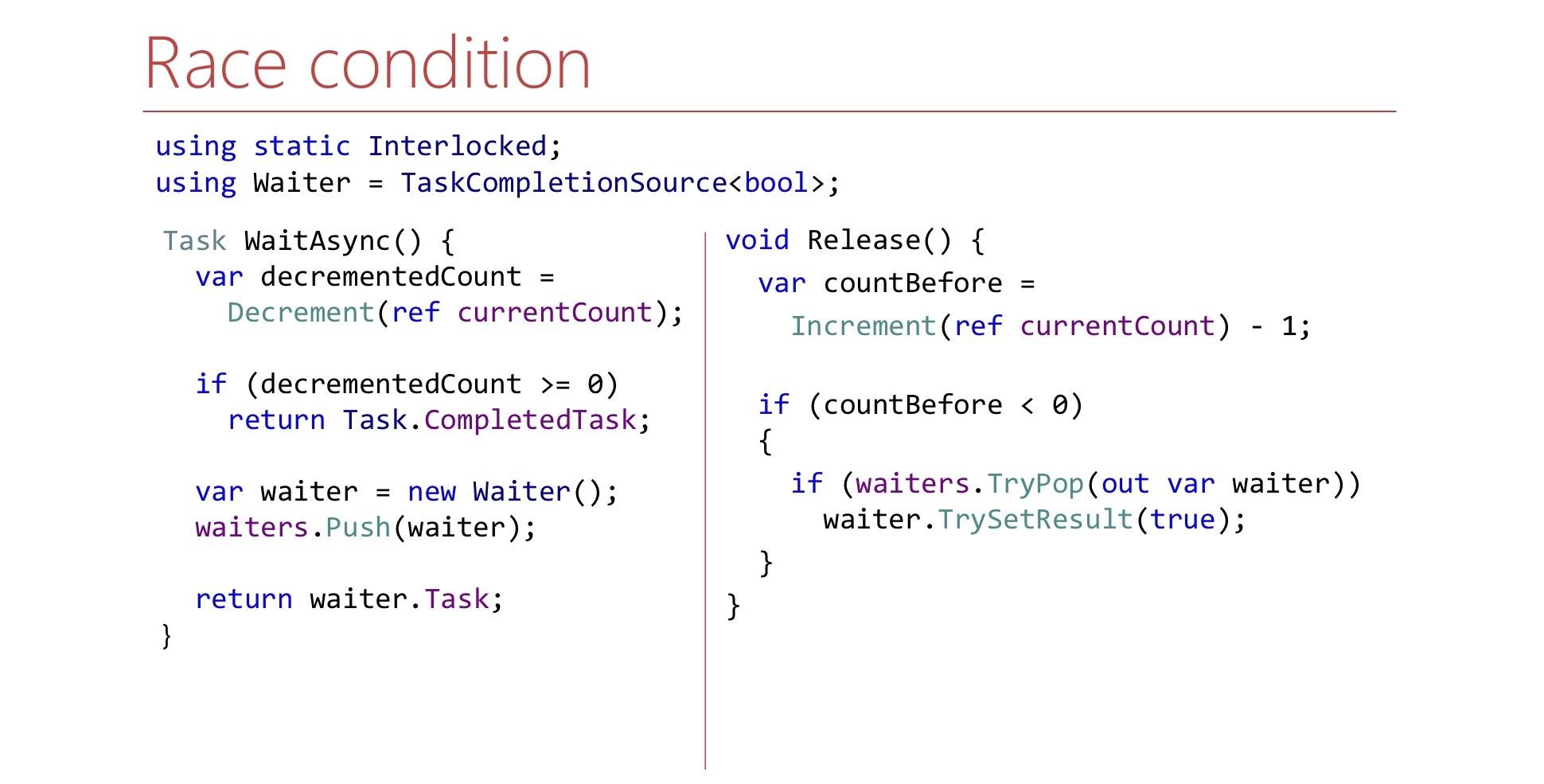 Многопоточность в .NET: когда не хватает производительности - 9