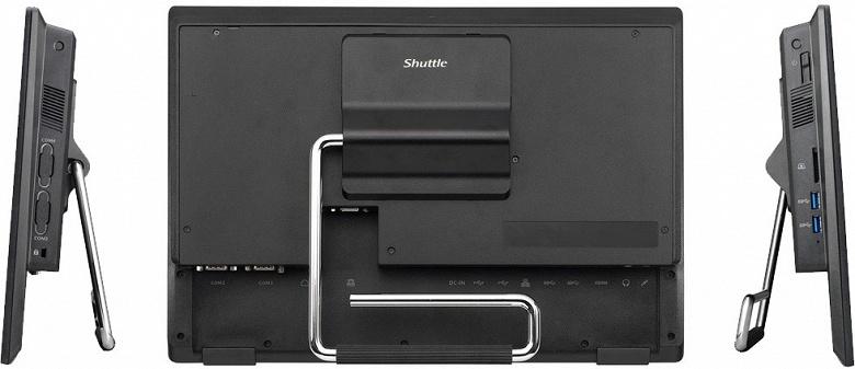 Основой моноблочного ПК Shuttle P51U XPC служит процессор Intel Whiskey Lake