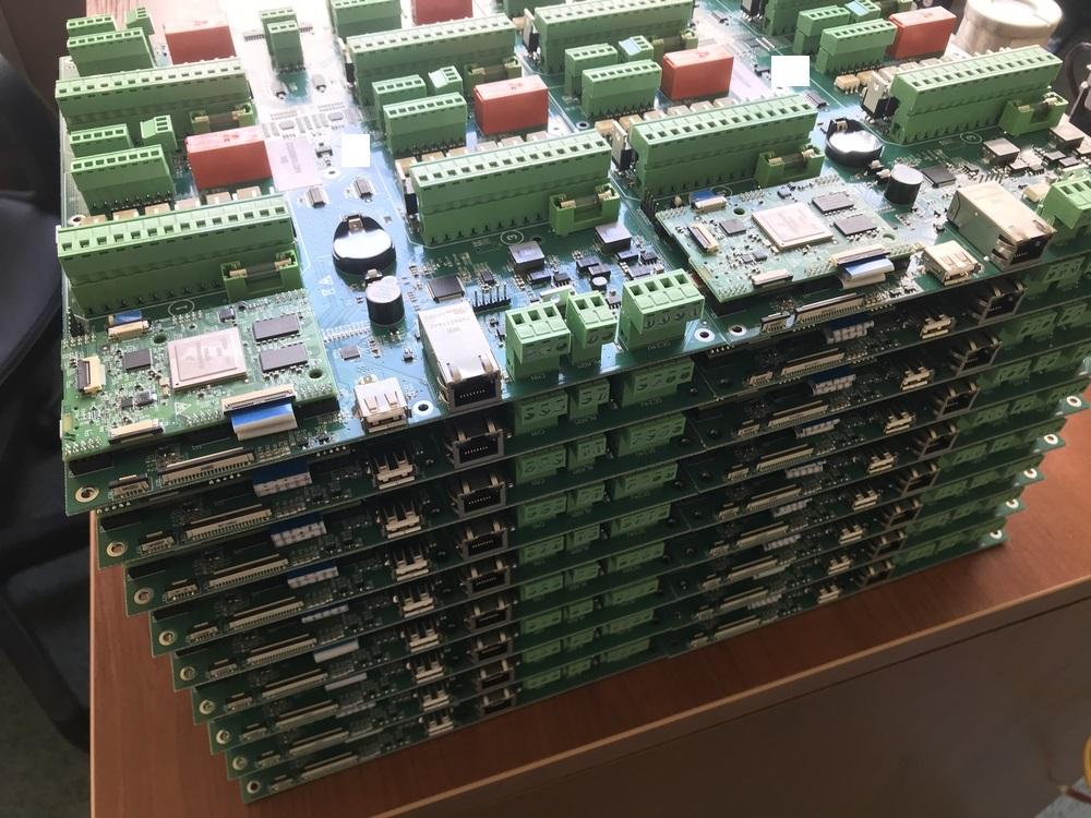 Промышленный контроллер. Система сбора данных. АСУ - 10
