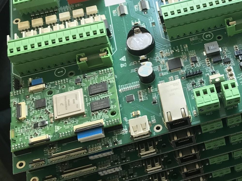 Промышленный контроллер. Система сбора данных. АСУ - 2