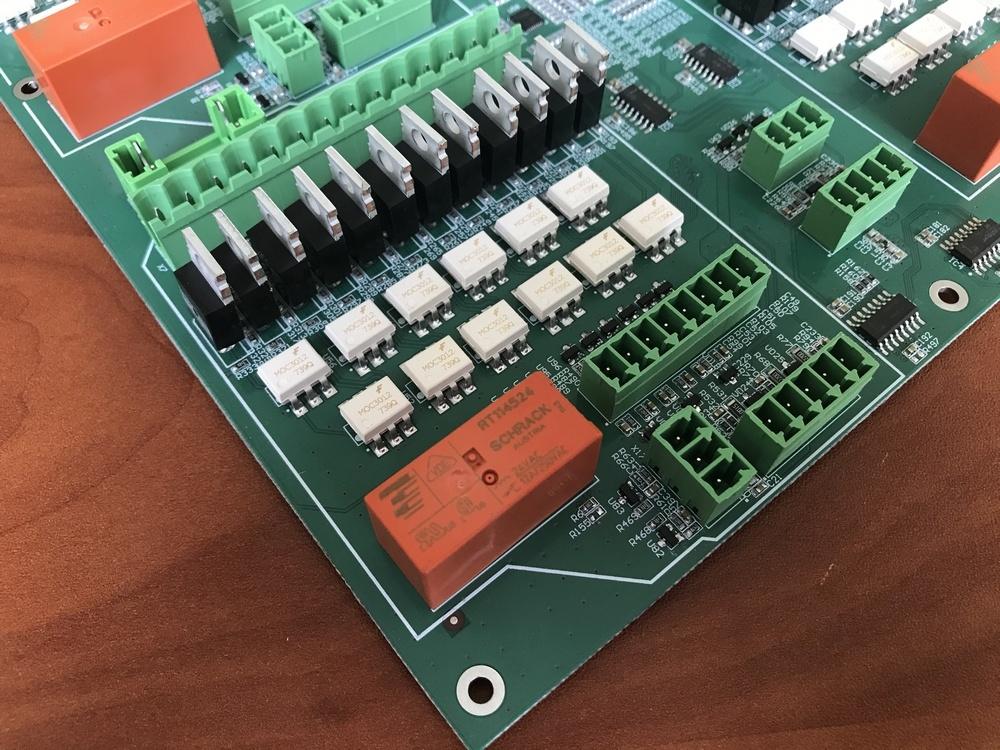 Промышленный контроллер. Система сбора данных. АСУ - 6