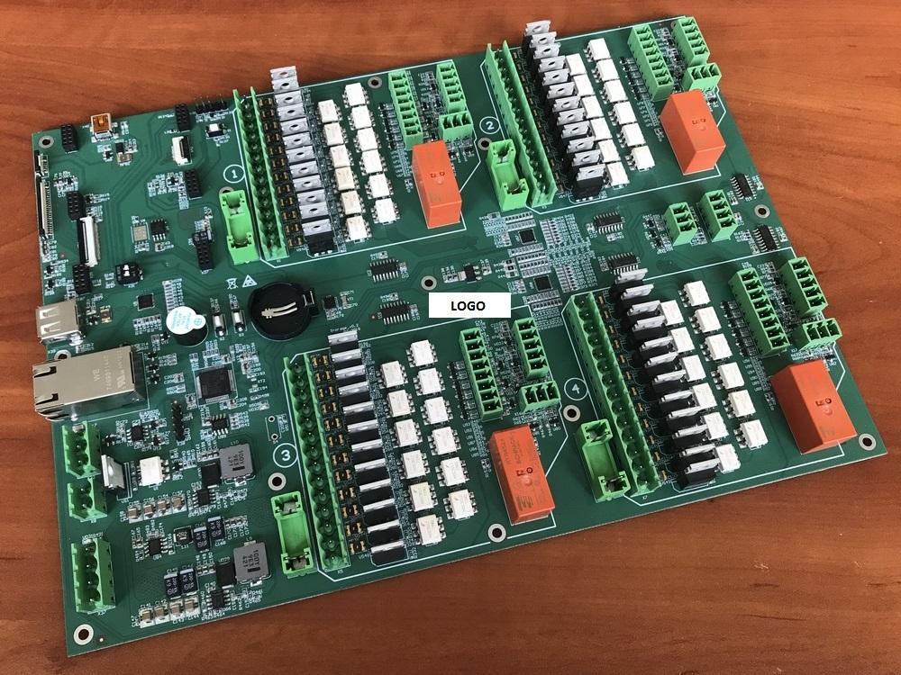 Промышленный контроллер. Система сбора данных. АСУ - 1