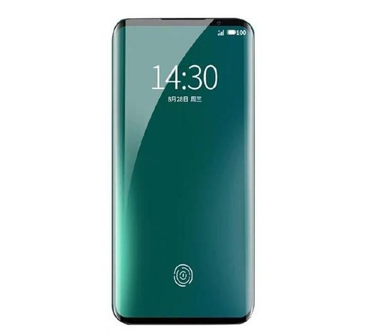 Рендер даёт представление о дизайне смартфона Meizu 17