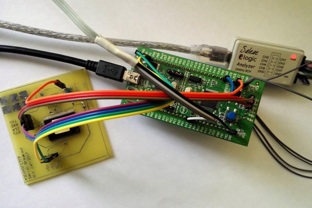 Вытаскиваем ПО из запароленного микроконтроллера Renesas M16C - 1