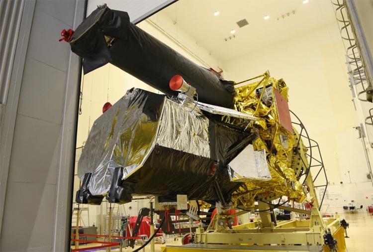 Обсерватория «Спектр-РГ» запечатлела барстеры в центре Галактики