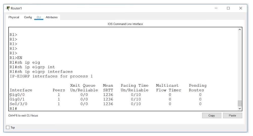 Тренинг Cisco 200-125 CCNA v3.0. День 50. Настройка EIGRP - 15