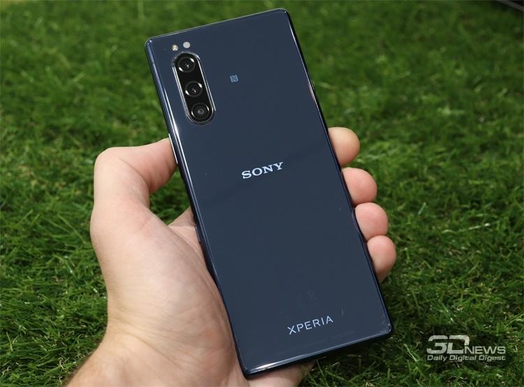 Sony проектирует флагманский смартфон на будущем чипе Snapdragon 865