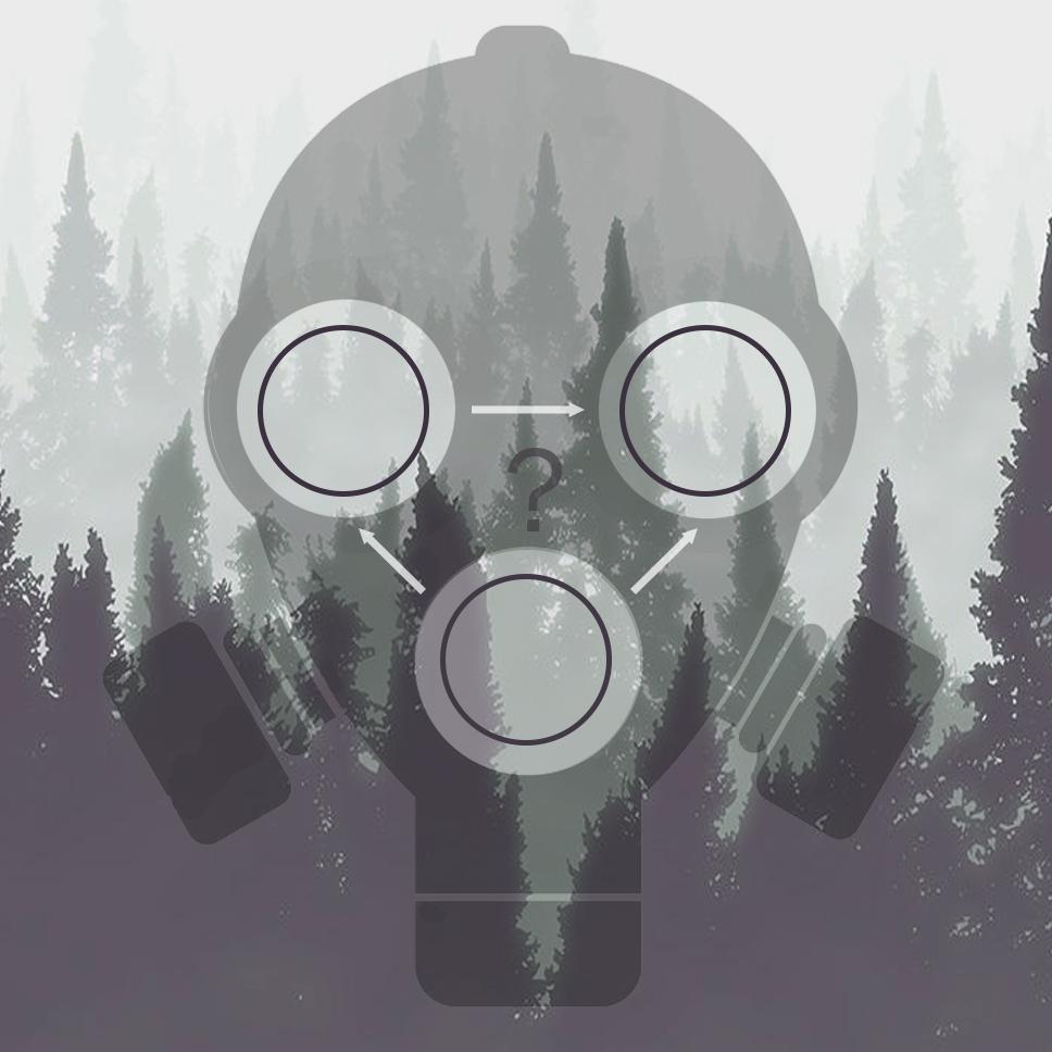 Атомный квест в Битцевском парке - 1