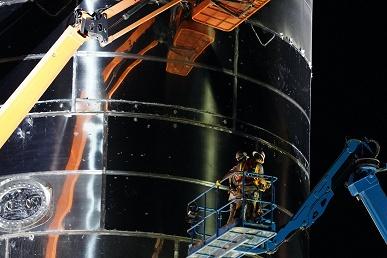 Илон Маск официально представил космический корабль Starship Mk1, через полгода его выведут на орбиту, а дальше — Марс