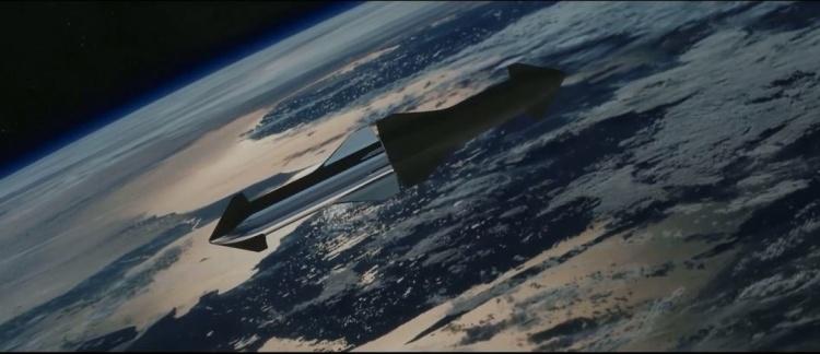 Илон Маск планирует запустить на орбиту прототип Starship  в течение полугода