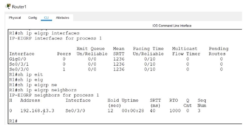 Тренинг Cisco 200-125 CCNA v3.0. День 51. Устранение неполадок EIGRP - 11