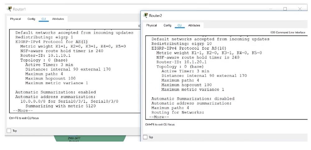 Тренинг Cisco 200-125 CCNA v3.0. День 51. Устранение неполадок EIGRP - 12