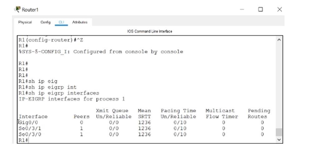 Тренинг Cisco 200-125 CCNA v3.0. День 51. Устранение неполадок EIGRP - 24