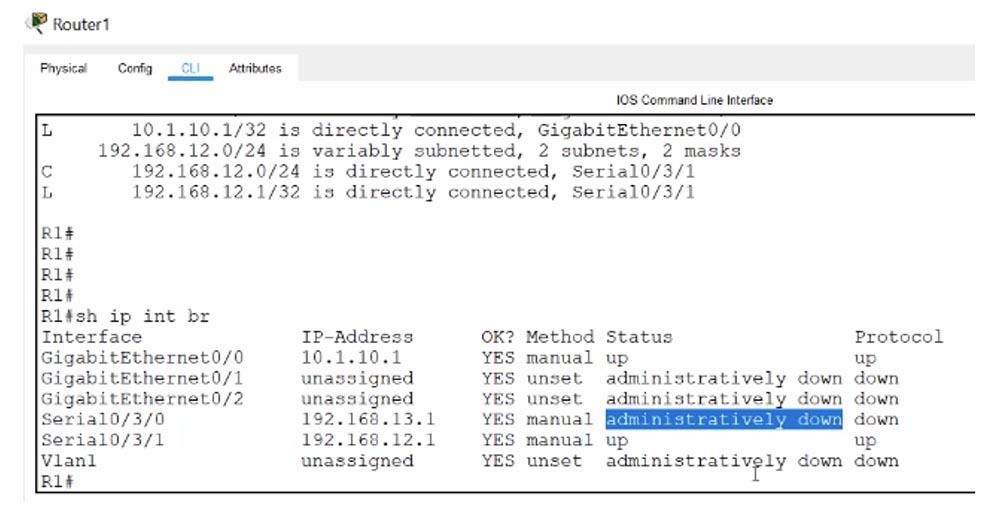Тренинг Cisco 200-125 CCNA v3.0. День 51. Устранение неполадок EIGRP - 9