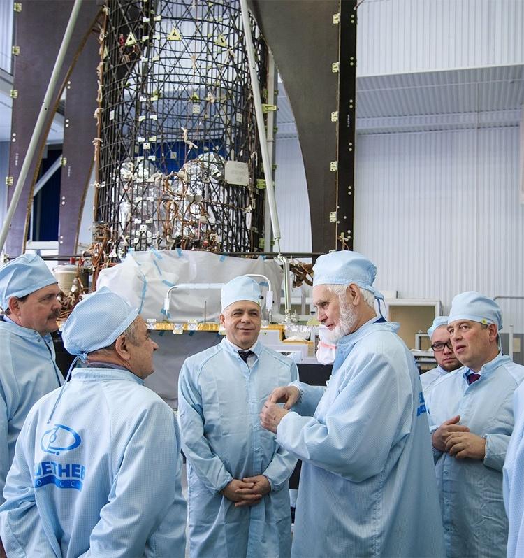 Запуск спутников связи и вещания «Экспресс-80/103» в текущем году не состоится