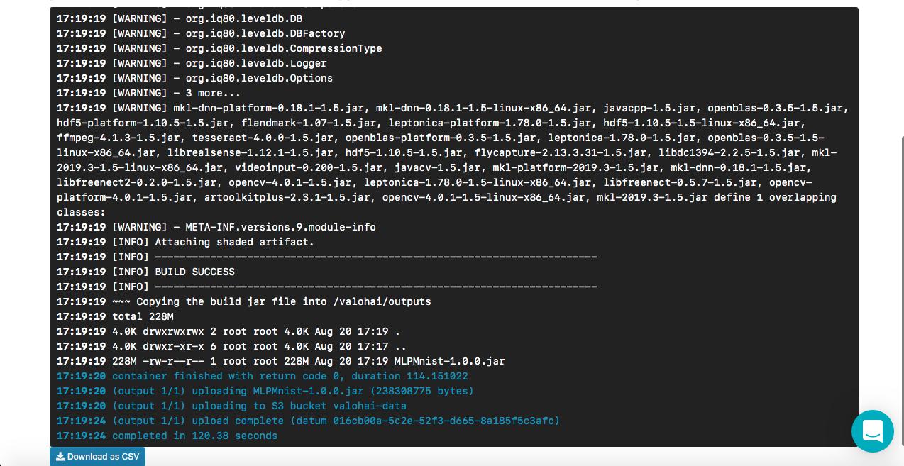 Deep Learning теперь на Java - 2