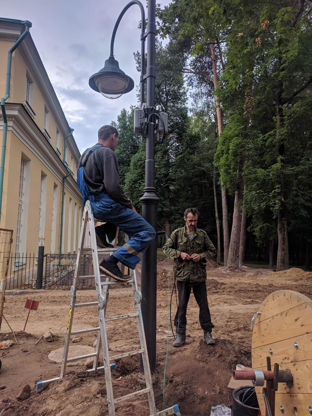 Wi-Fi в музее-усадьбе Архангельское - 1