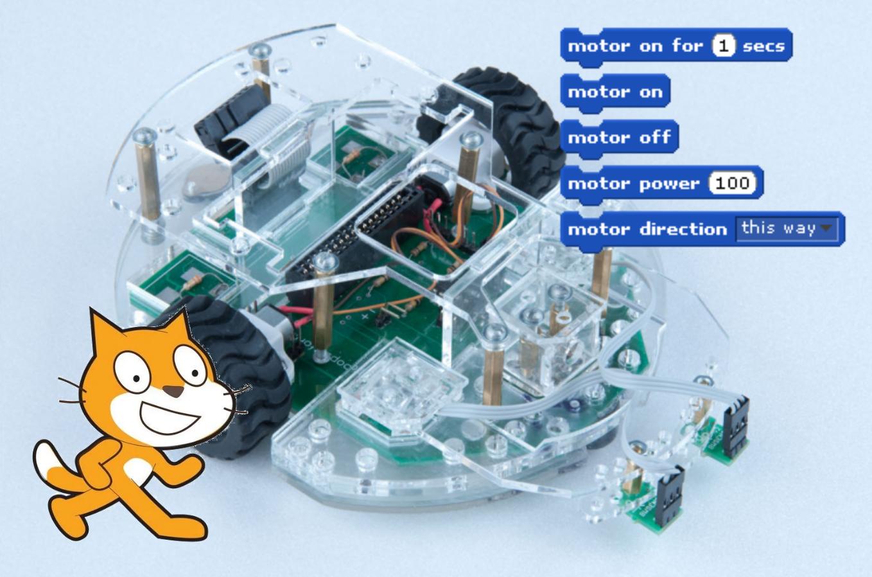 Время первых. История, как мы внедряли Scratch как язык программирования роботов - 1