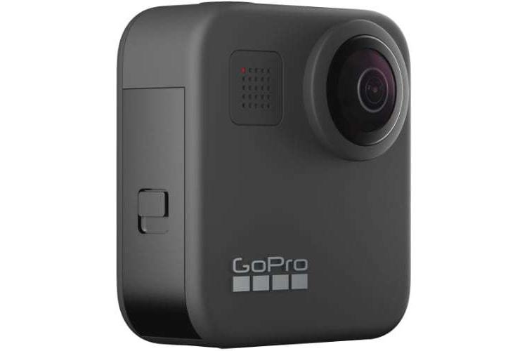 GoPro MAX: сферическая видеосъёмка в формате 5,6K с объёмным звуком