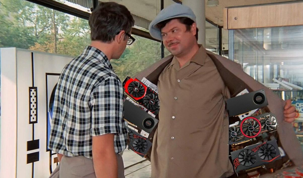VDS с видеокартой — мы знаем толк в извращениях - 1