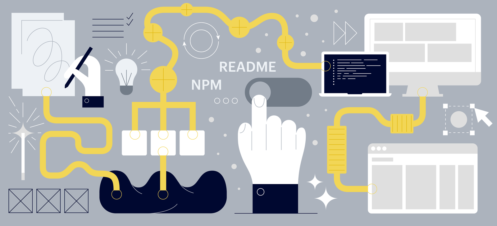Как заопенсорсить npm-пакет с нормальным деплоем, CI и демо (без потери радости к жизни) - 1