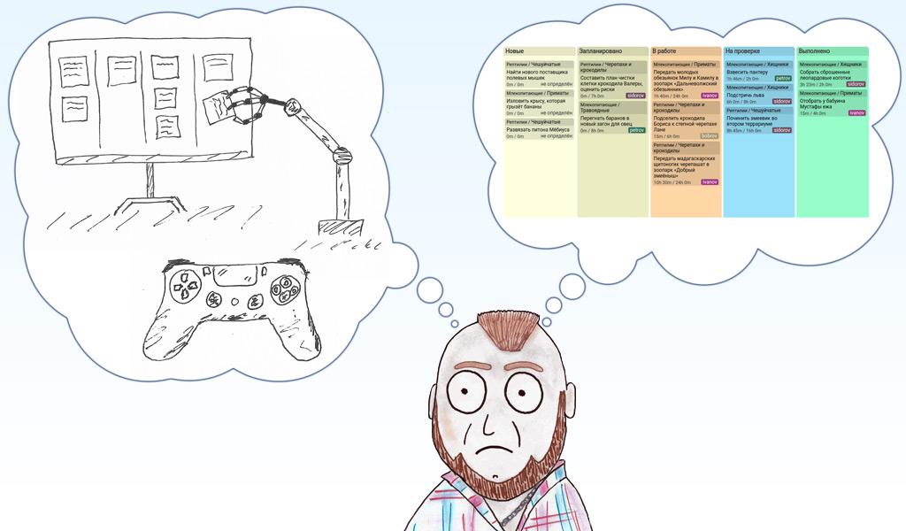 Лёгкое программирование: канбан-доска для GitLab за один рабочий день - 1