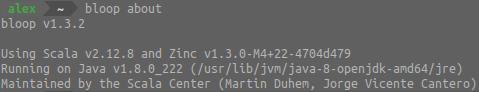 Настройка VSCode для работы с Scala - 19