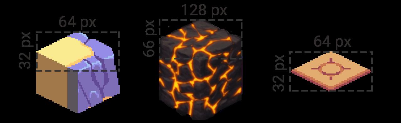 Создание изометрических 2D-уровней с помощью системы Tilemap - 6