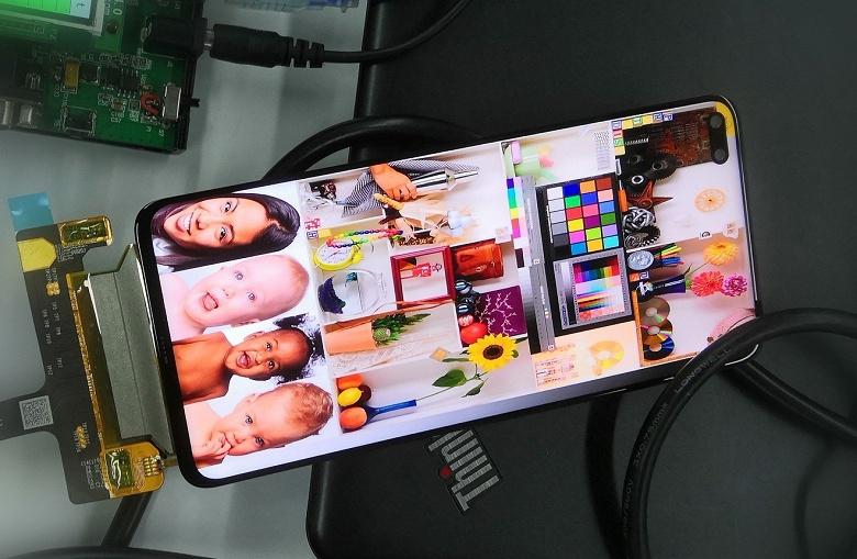 Honor V30 может стать первым флагманом со сканером под ЖК-экраном