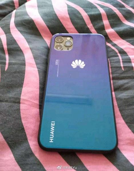 Фото дня: когда твой iPhone 11 Pro похож на флагман Huawei