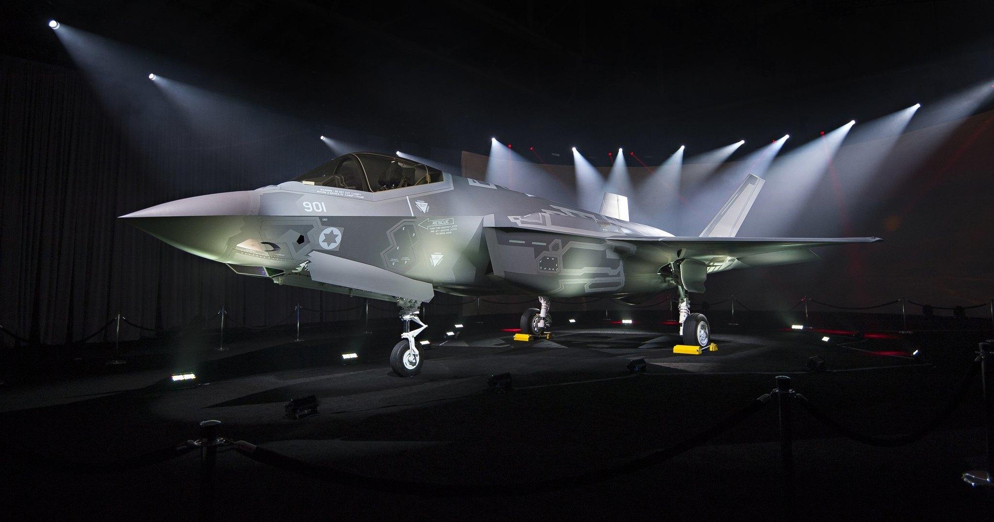 Истребители F-35 утратили невидимость для радаров