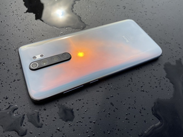 Новая версия Redmi Note 8 Pro выйдет в Европе в ноябре