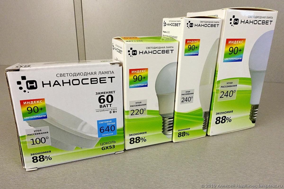 Свершилось! Недорогие светодиодные лампы с CRI 90+ - 1