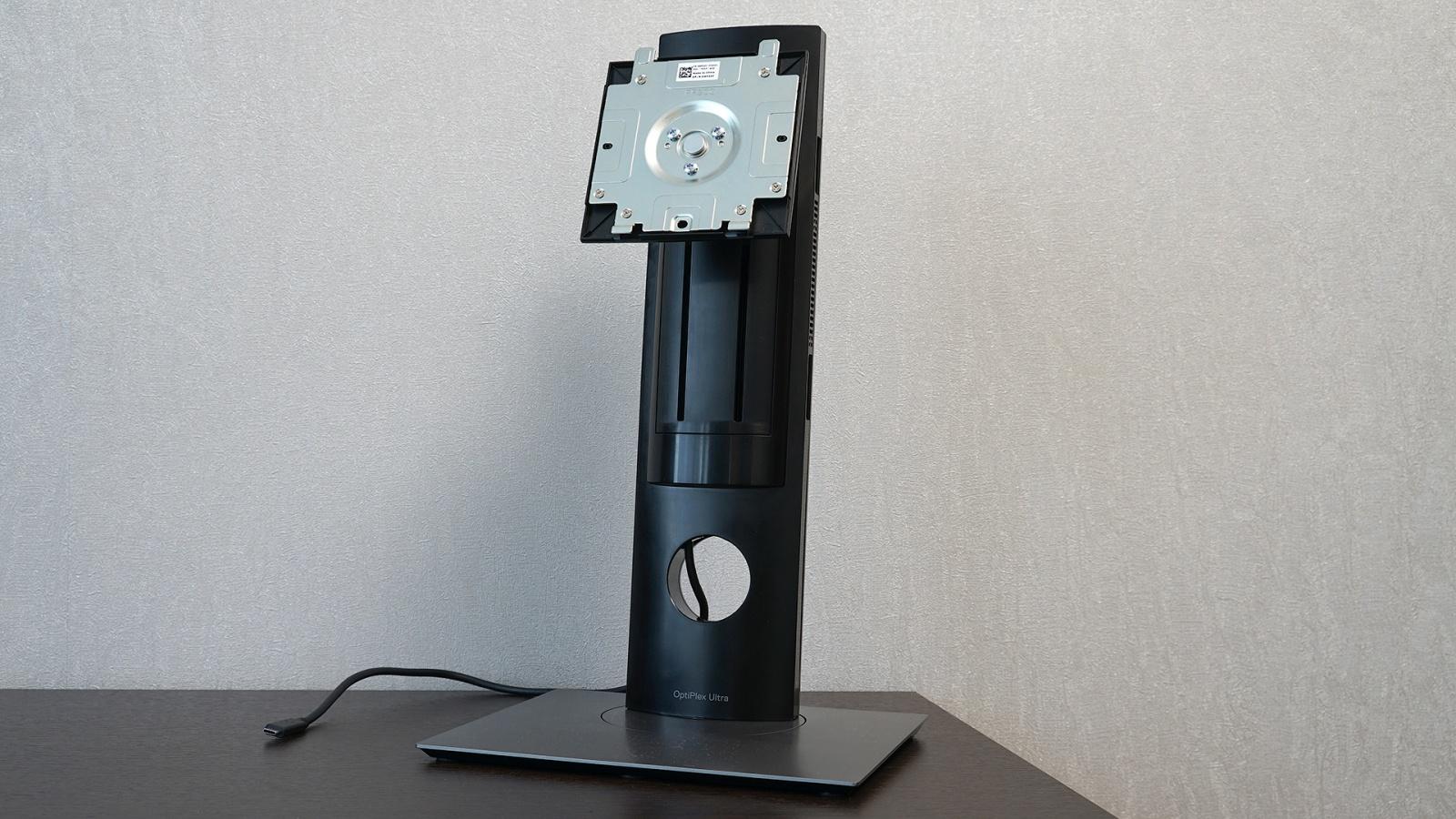 Dell OptiPlex 7070 Ultra: модульный компьютер, который превращает в моноблок любой монитор - 10